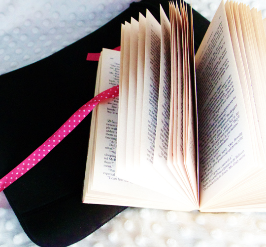 ribbon + book2