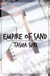 empire of sand pin