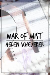 war of mist pin